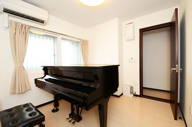 茨城県水戸市W様 ピアノ防音室