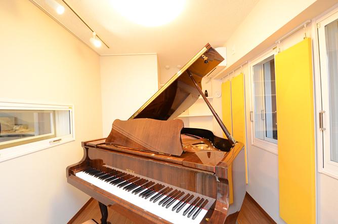 東京都新宿区 N様邸ピアノ防音室