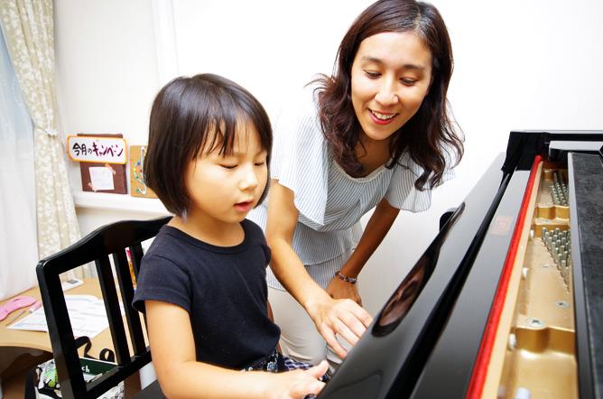 川越市ピアノ教室フルール