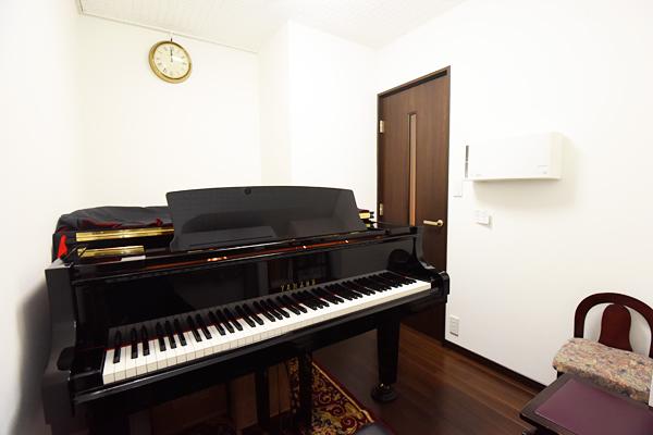 埼玉県川口市 O様邸 ピアノ室