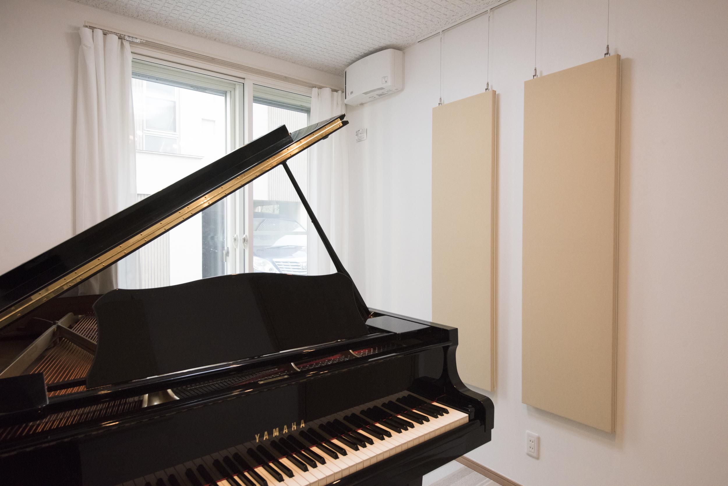東京都板橋区 S様邸 ピアノ室