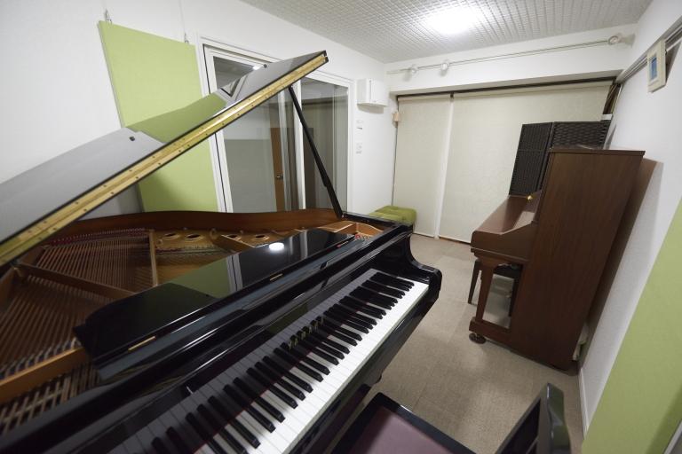 神奈川県横浜市 S様邸 ピアノ室