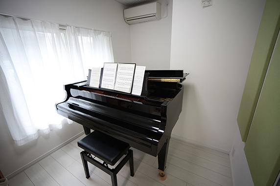 埼玉県新座市 K様邸 ピアノ室