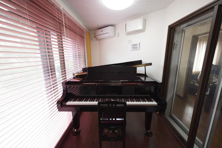 千葉県市原市 K様邸 ピアノ室